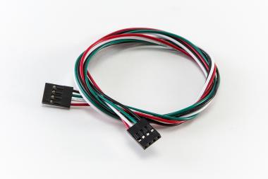 Verbindungskabel Schrittmotor - Ramps / 4pol - 700 mm