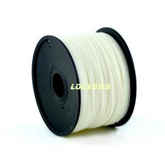 ABS Filament 3,00 mm, 1kg, elfenbein, 3D-Drucker RepRap Prusa Makerbot Mendel