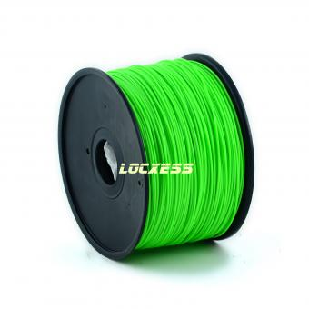 ABS Filament 1,75 mm, 1kg, hellgrün, 3D-Drucker RepRap Prusa Makerbot Mendel
