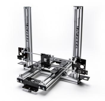 """3D Drucker Bausatz mechanisch """"Reptile Extension"""" natur CNC"""