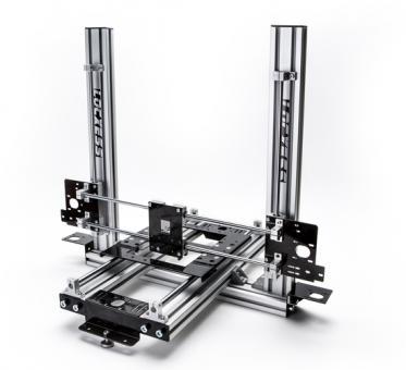 """3D Drucker Bausatz mechanisch """"Reptile Standard"""" natur CNC"""