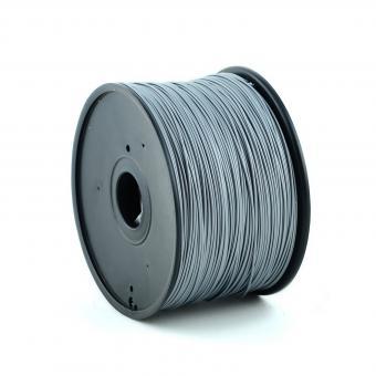 PLA Filament 1,75 mm, 1kg, silber, 3D-Drucker RepRap Prusa Makerbot Mendel