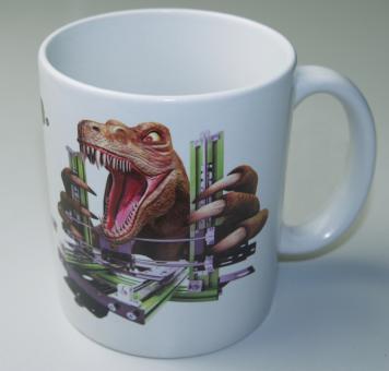 Reptile Tasse