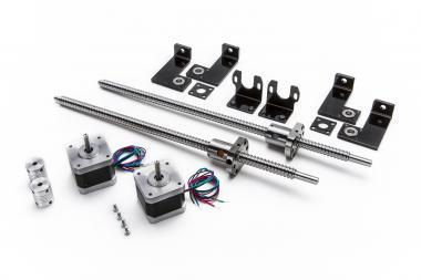 Antriebsset Z-Achse Kugelumlaufspindel Reptile Standard 360 mm ohne Nema17