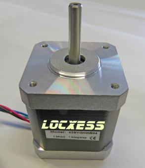 Nema 17 Schrittmotor, 42BYGHW804 mit 1,2A 3D Drucker, RepRap, CNC uvm.