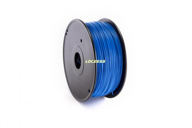 ABS Filament 1,75 mm, 1kg, blau (Himmelblau ähnlich RAL 5015), 3D-Drucker RepRap Prusa Makerbot Mendel