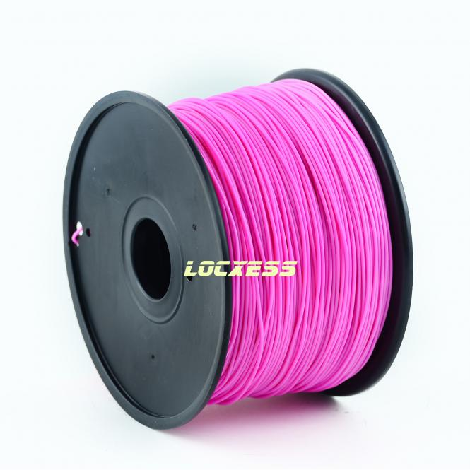ABS Filament 1,75 mm, 1kg, magenta, 3D-Drucker RepRap Prusa Makerbot Mendel