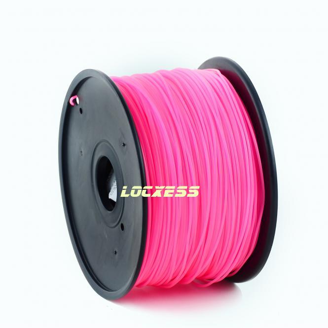 ABS Filament 1,75 mm, 1kg, pink, 3D-Drucker RepRap Prusa Makerbot Mendel
