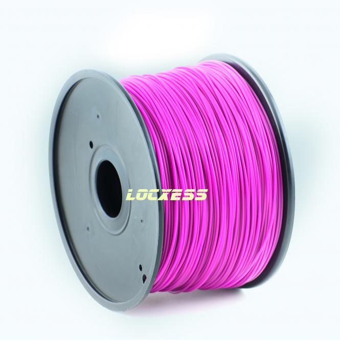 ABS Filament 3,00 mm, 1kg, purple, 3D-Drucker RepRap Prusa Makerbot Mendel