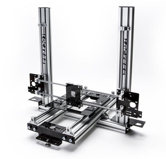 """3D Drucker Bausatz mechanisch """"Reptile Pro"""" natur CNC"""
