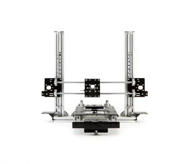 """3D Drucker Bausatz mechanisch """"Reptile Extension Reinforced"""" natur CNC"""