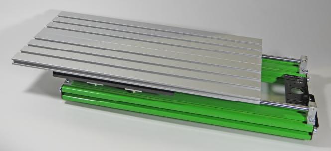 Alutisch 550 mm für Reptileserie und Y-Achse 1-teilig