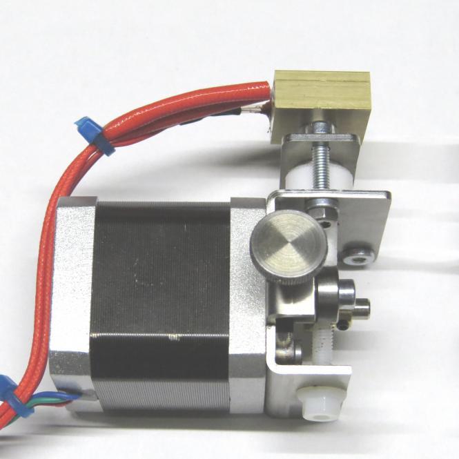 Extruder Single links 1,75 mm