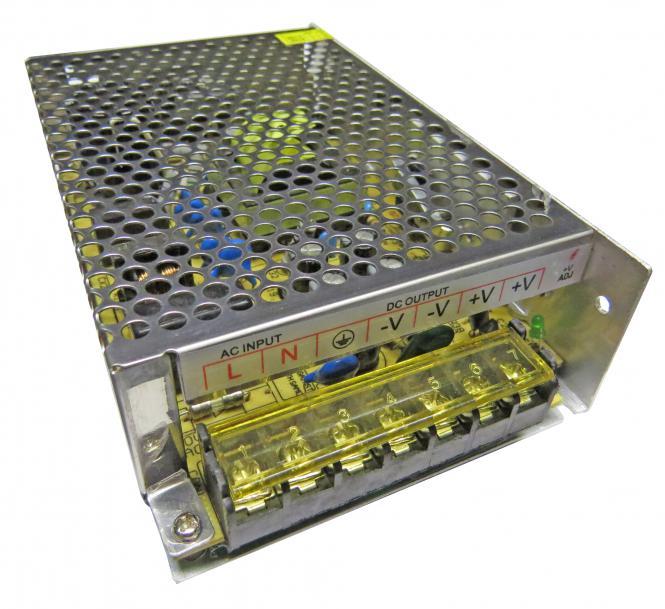 Schaltnetzteil 12V  8,5A  100W  Einstellbar 10~14V  110-240VAC