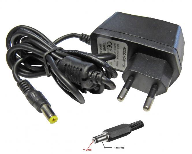Steckernetzteil 5V 1000mA Schaltnetzteil 5W