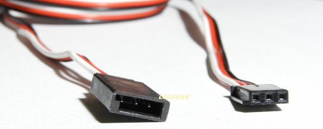 Servo Verlängerung 200cm Kabel -4 polig- passend für BLTouch