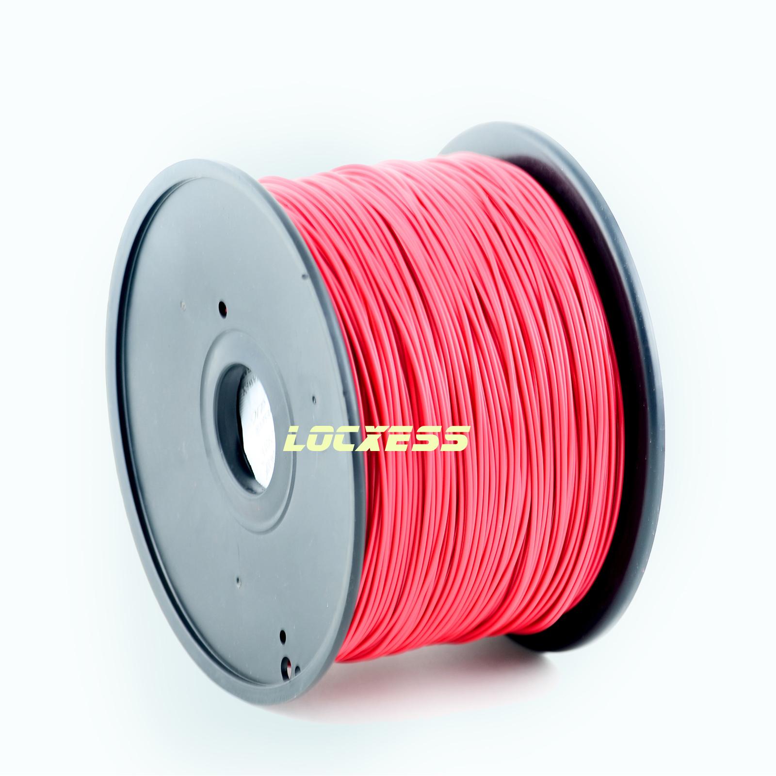 locxess trading pla filament 3 00 mm 1kg dunkelrot 3d drucker reprap prusa makerbot mendel. Black Bedroom Furniture Sets. Home Design Ideas