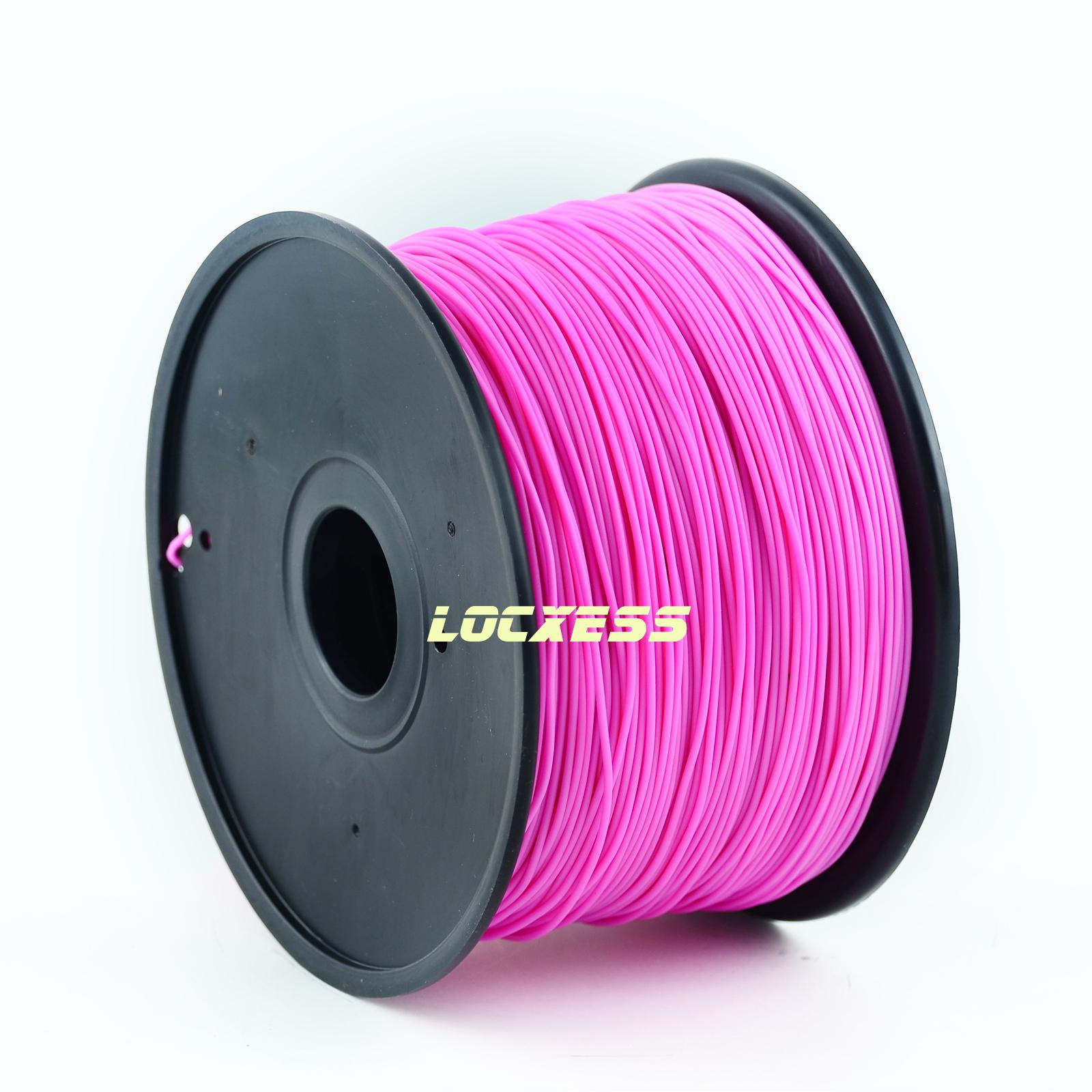 locxess trading abs filament 1 75 mm 1kg magenta 3d drucker reprap prusa makerbot mendel. Black Bedroom Furniture Sets. Home Design Ideas