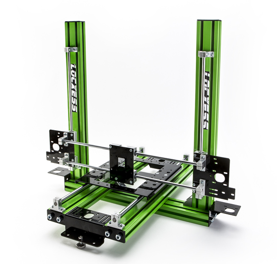 locxess trading 3d drucker bausatz mechanisch reptile pro gr n cnc online kaufen. Black Bedroom Furniture Sets. Home Design Ideas