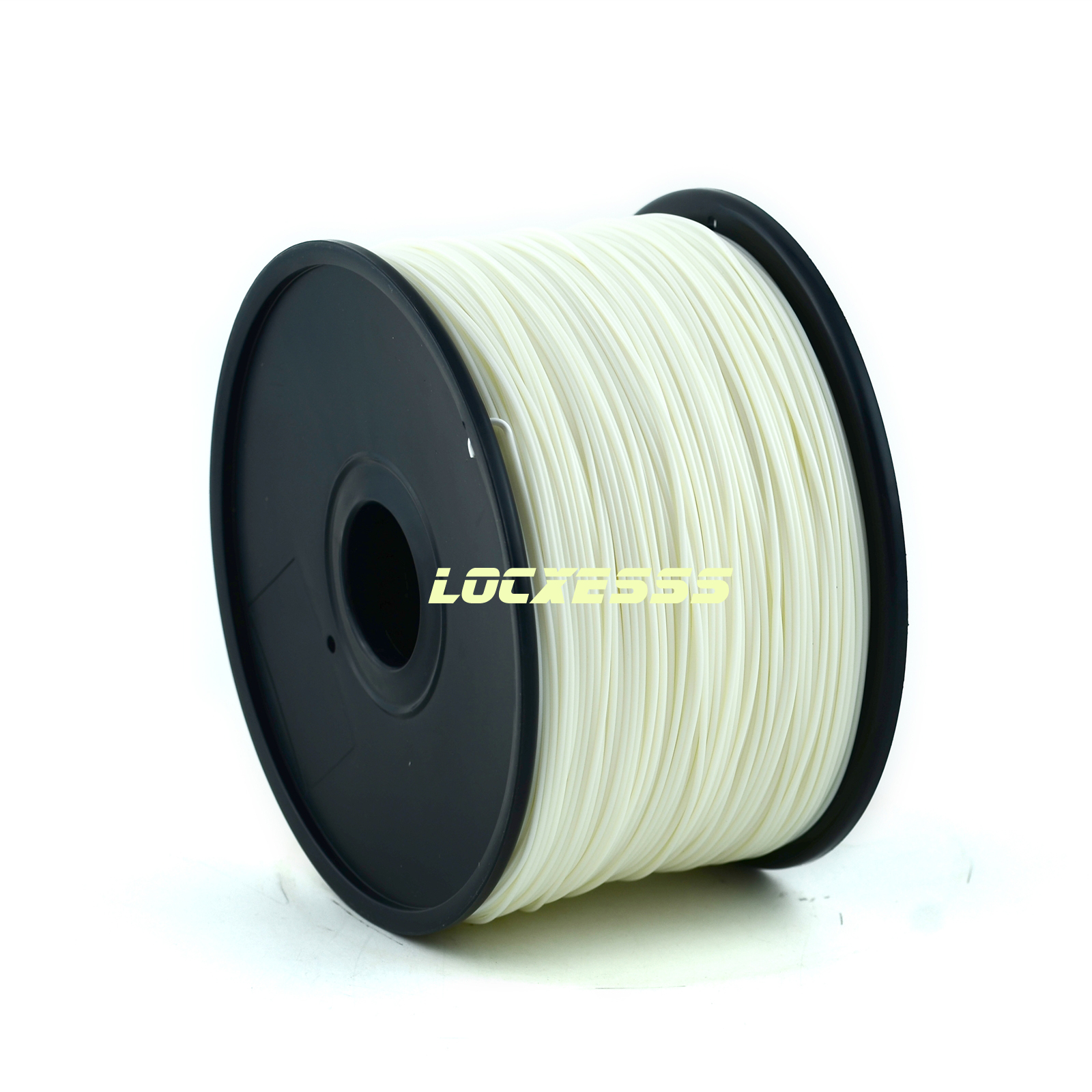 locxess trading abs filament 1 75 mm 1kg weiss 3d drucker reprap prusa makerbot mendel. Black Bedroom Furniture Sets. Home Design Ideas